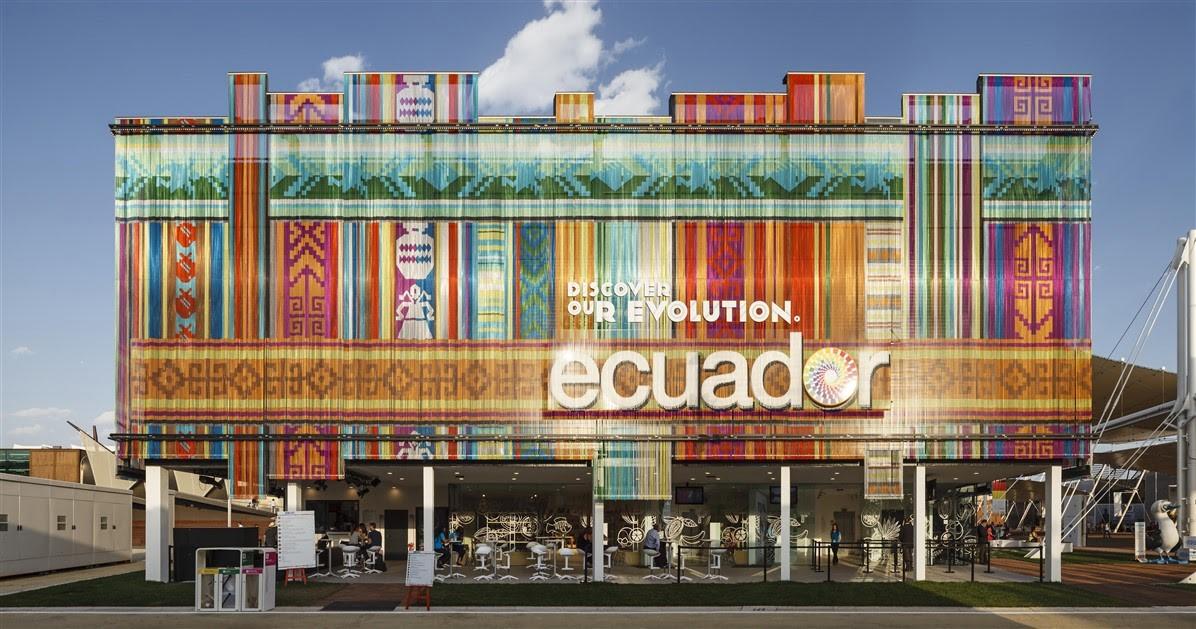 Expo Milano Stand Ecuador : Ecuador pavilion at milan expo kriskadecor